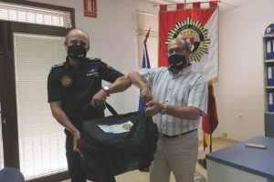 La Policía Local y Protección Civil de San Fulgencio ya cuentan con desfibriladores