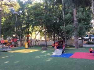 Los parques infantiles en Orihuela vuelven a cerrar por riesgo de contagio del Covid-19