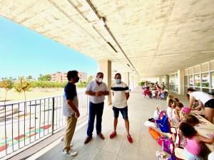 Más de 200 niños inician las Escuelas de Verano en Orihuela
