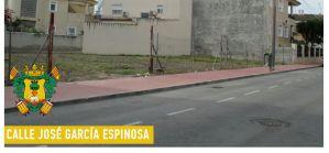 Callosa pone en marcha el plan de limpieza de solares en toda la ciudad