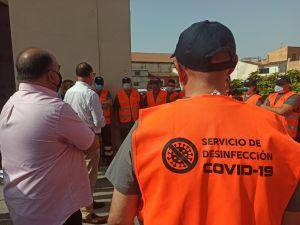 ILDO realizará labores de desinfección contra la Covid-19 en Orihuela durante los próximos cuatro meses