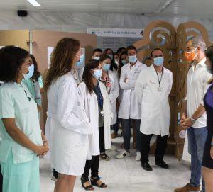 """Cantó: """"El Departamento de Salud de Torrevieja es un caso ejemplar, donde la colaboración funciona y los pacientes se ven beneficiados"""""""