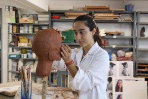 La Escuela de Arte y Superior de Diseño de Orihuela cuenta con el único ciclo sobre Técnicas Escultóricas en Piedra de toda la Comunidad Valenciana