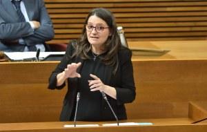 """Oltra reivindica que el Gobierno """"convenie en breve"""" con el Consell la tramitación unificada de la renta valenciana de inclusión y el ingreso mínimo vital"""