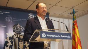 Bascuñana propone a la Conselleria de Agricultura que Orihuela cuente con una delegación de la EPSAR