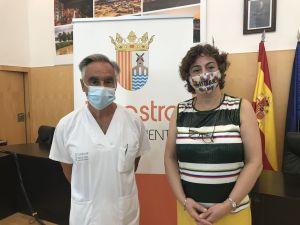 La alcaldesa de Bigastro asegura que la incidencia de afectados por coronavirus en la localidad es baja y que está controlada