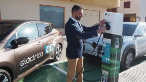 Orihuela instalará dos nuevos puntos de recarga de vehículos eléctricos