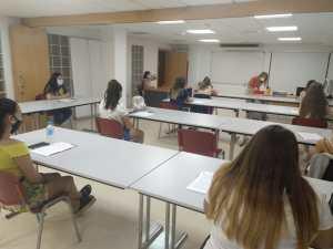 Cámara Orihuela pedirá una declaración responsable a asistentes a cursos presenciales frente al COVID-19