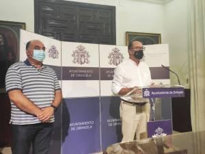 """Bascuñana: """"El Ayuntamiento de Orihuela no acepta chantajes y no entregará los ahorros de los oriolanos al Gobierno estatal"""""""