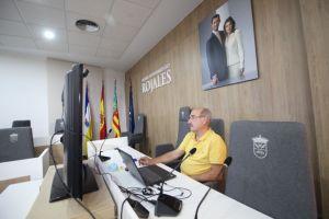 "El alcalde de Rojales califica de ""falta de talla política, de mentir y de irresponsabilidad"" del PP local al emitir una nota de prensa sobre el COVID-19"