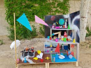 Premio para el IES Rafal en la Feria Área con un proyecto financiado por el Ayuntamiento y organizada por la sociedad El Caleidoscopio