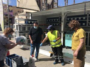 Vuelve a la comarca el ecoparque móvil del Consorcio Vega Baja Sostenible