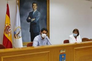"""Isabel Bonig muestra su """"total apoyo"""" al alcalde de Torrevieja en la realización de pruebas serológicas a los profesores"""