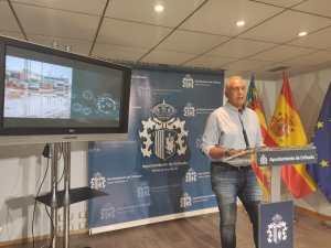 Bernabéu defiende la gestión de la Concejalía de Industria en la solicitud de subvenciones solicitadas al IVACE para mejorar el Polígono Industrial