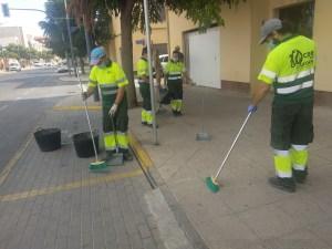El Ayuntamiento de Rojales vuelve a contar con Adis para realizar diversos trabajos en el municipio