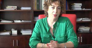 """Teresa Belmonte: """"Si no se invierte para evitar los perjuicios de las catástrofes climáticas no podremos vivir aquí"""""""