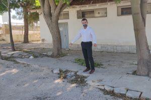 """El PP denuncia que el Ayuntamiento de Benejúzar tiene las zonas afectadas por la DANA """"abandonadas"""""""