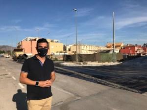 Bigastro retoma las obras de asfaltado y accesibilidad en otras siete calles cumpliendo con el Plan Director