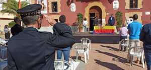 El Ayuntamiento de Redován despide con un acto a su Jefe de Policía Local en reconocimiento de su labor
