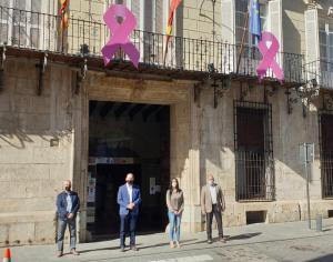 El Ayuntamiento de Orihuela se suma a la conmemoración del Día Internacional contra el Cáncer de Mama