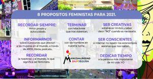 La Mancomunidad Bajo Segura publica un calendario para combatir la violencia de género con motivo del 25N