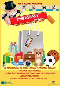 'Comerciopoly', el juego con el que podrás ganar descuentos y premios en los comercios de Orihuela