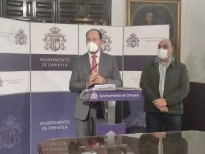 Orihuela exige a la CHS que contemple las obras para evitar nuevas inundaciones en su planificación para 2021-2027