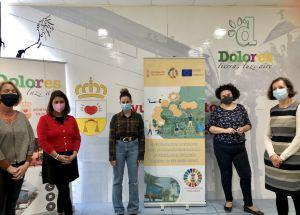 """Dolores Presenta el Proyecto """"Itinerarios integrados para la inserción social de personas en riesgo de exclusión social"""""""