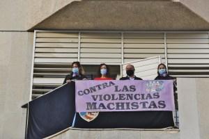 Torrevieja muestra su rechazo a la violencia de género