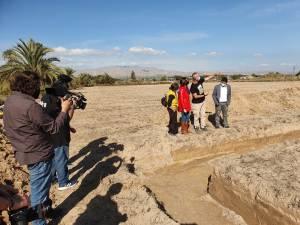 """Pérez Garijo: """"La investigación arqueológica del campo de Albatera busca dar luz a una de las páginas más crueles y dolorosas de la postguerra"""""""