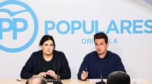El PP de Orihuela exige la paralización de la 'Ley Celaá'