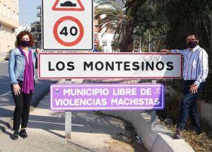 Los Montesinos planta cara a la violencia machista con motivo del 25N