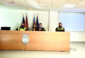 La Policía Local de Albatera crea una herramienta informática para poder acceder con más facilidad a la zona rural del municipio