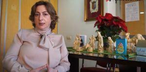 """Teresa Belmonte: """"Esta situación de crisis nos ha puesto de manifiesto la necesidad que tenemos de apoyarnos unos a otros"""""""