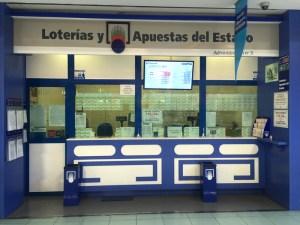 El tercer premio de la Lotería de Navidad deja una parte en Torrevieja