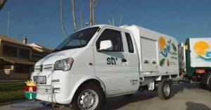Pilar de la Horadada refuerza el servicio de recogida de residuos y limpieza viaria con tres nuevos vehículos