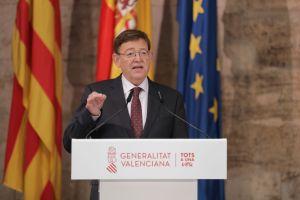 Ximo Puig anuncia la creación junto a las entidades locales de un fondo de cooperación COVID-19 dotado con 120 millones de euros para los sectores más afectados por la pandemia