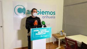 """Cambiemos desvela """"irregularidades"""" en la adjudicación de las obras del Parque del Raiguero"""