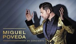 El Auditorio de Torrevieja aplaza hasta el 17 de abril el concierto de Miguel Poveda