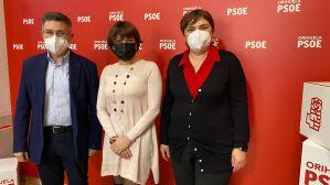 """El PSOE defiende los """"históricos"""" presupuestos nacional y autonómico para la Vega Baja"""