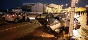 La Policía Local de Orihuela atiende ocho accidentes en la jornada del jueves