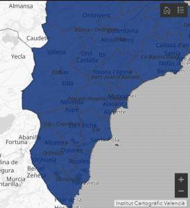 La UE pide aislar zonas con 500 casos de incidencia: 18 municipios de la Vega Baja sobrepasan esa tasa