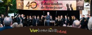 Un paso más para lograr que 'Educandos de Benejúzar' como Bien Inmaterial Cultura