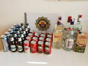 La Policía Local de Almoradí tramita 101 denuncias en enero por consumo de alcohol en la vía pública o mal uso de la mascarilla