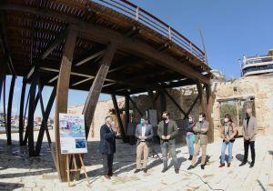 La Diputación inyecta un millón de euros en la rehabilitación del recinto de las Eras de la Sal de Torrevieja