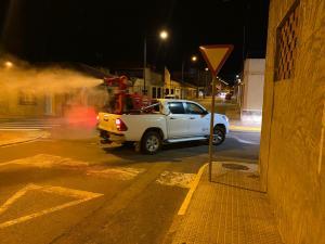 El Ayuntamiento de Algorfa continúa invirtiendo en prevención contra la COVID-19
