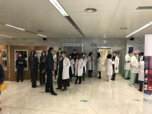 El Comité de Empresa de Torrevieja Salud denuncia que Sanidad no informa a los trabajadores sobre su futuro ante el fin de la concesión y la reversión a gestión pública