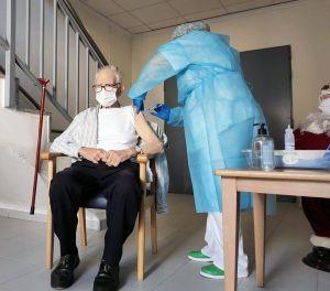 Todas las residencias de la Comunidad Valenciana han recibido ya la vacuna contra la COVID-19