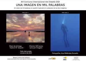La Asociación Cultural Ars Creatio de Torrevieja convoca dos concursos literarios