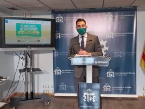 El Plan Local de Gestión Residuos de Orihuela contará para su redacción con la opinión de los ciudadanos de todo el municipio